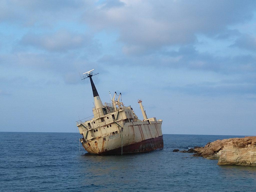 Edro III hajóroncs