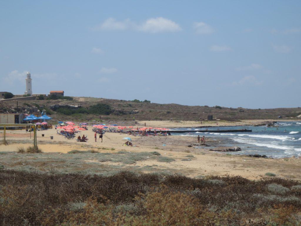 Faros - Lighthouse Beach