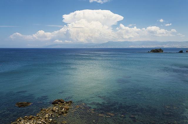 Ciprus nyáron